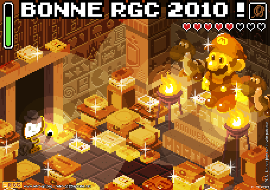 La RGC 2010 : les 13 et 14 Novembre prochains 2VEJ