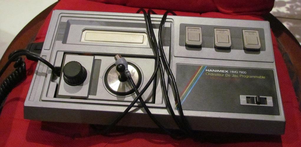 Vds console hanimex hmg7900 5 jeux page 1 yaronet - Console de jeux a vendre ...