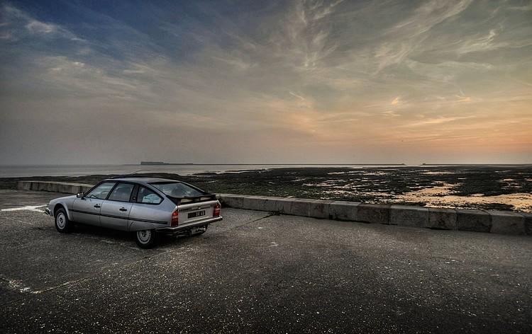 Ma Cx Gti Turbo de 1984 AZXt