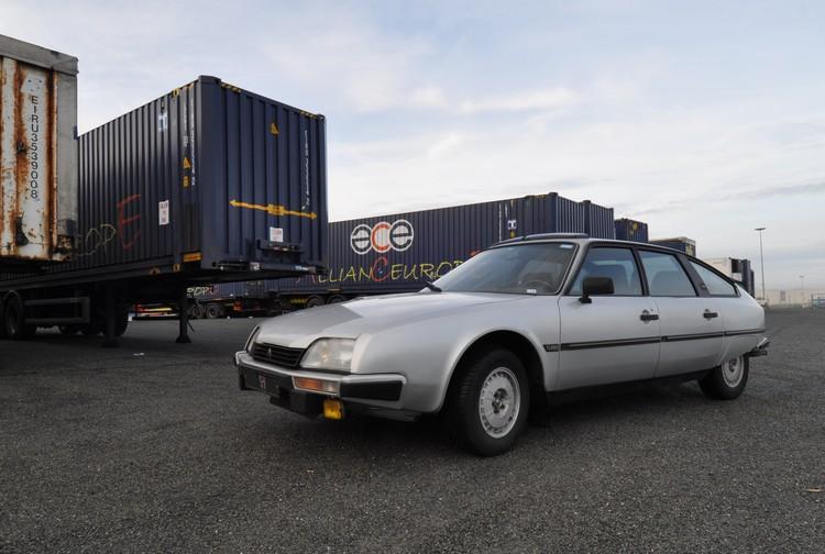 Ma Cx Gti Turbo de 1984 Aaoc