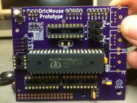 OricMouse - Un adaptateur souris/clavier TxwT