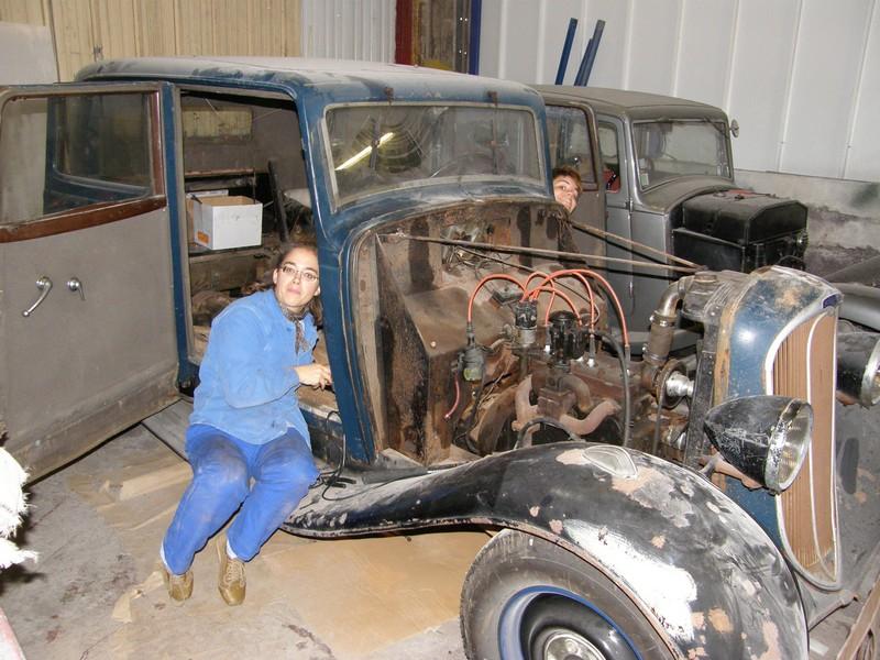 Ma Chenard & Walcker Y10D de 1934 E134