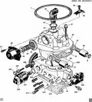 bx 1 6 injection  moteur bdy  injecteur mono point
