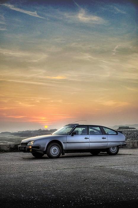Ma Cx Gti Turbo de 1984 V8sF